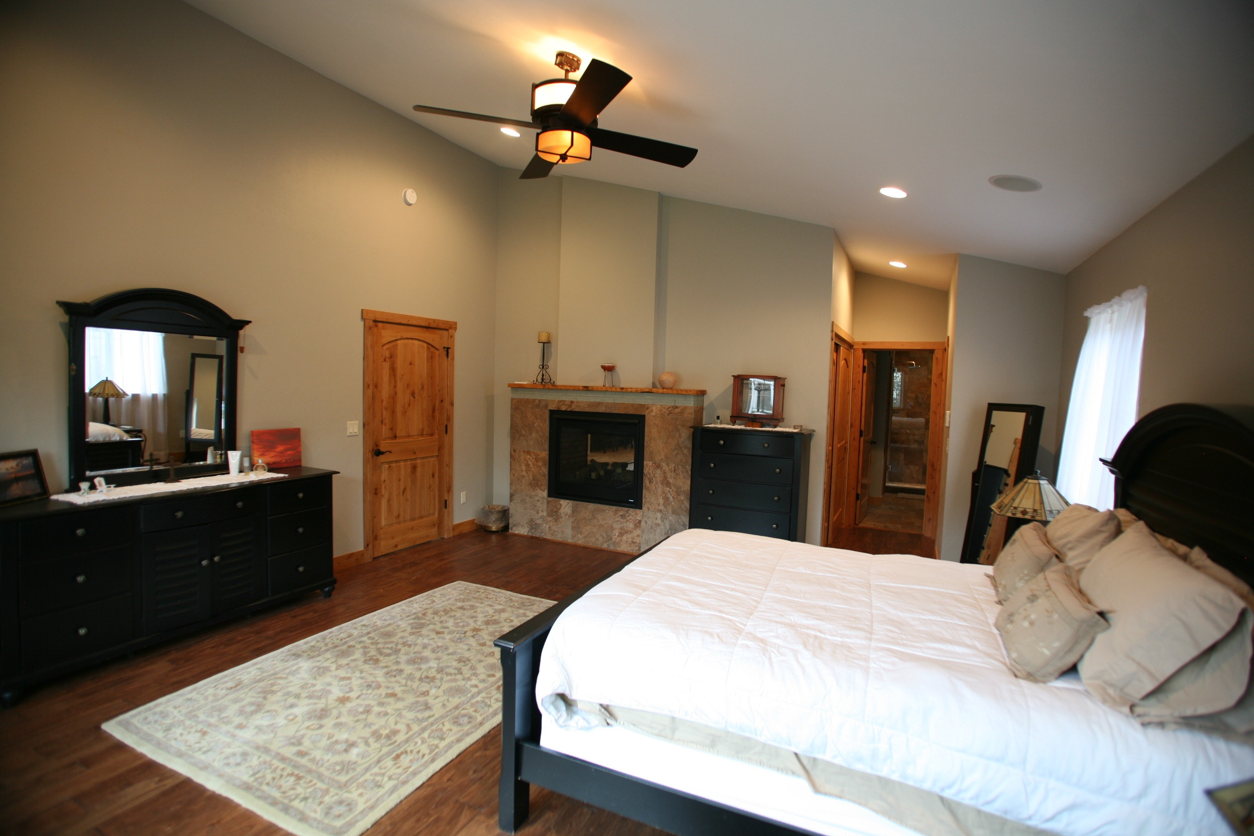 Black Canyon Builders, Durango, CO Significant Remodel Historic Home, master bedroom
