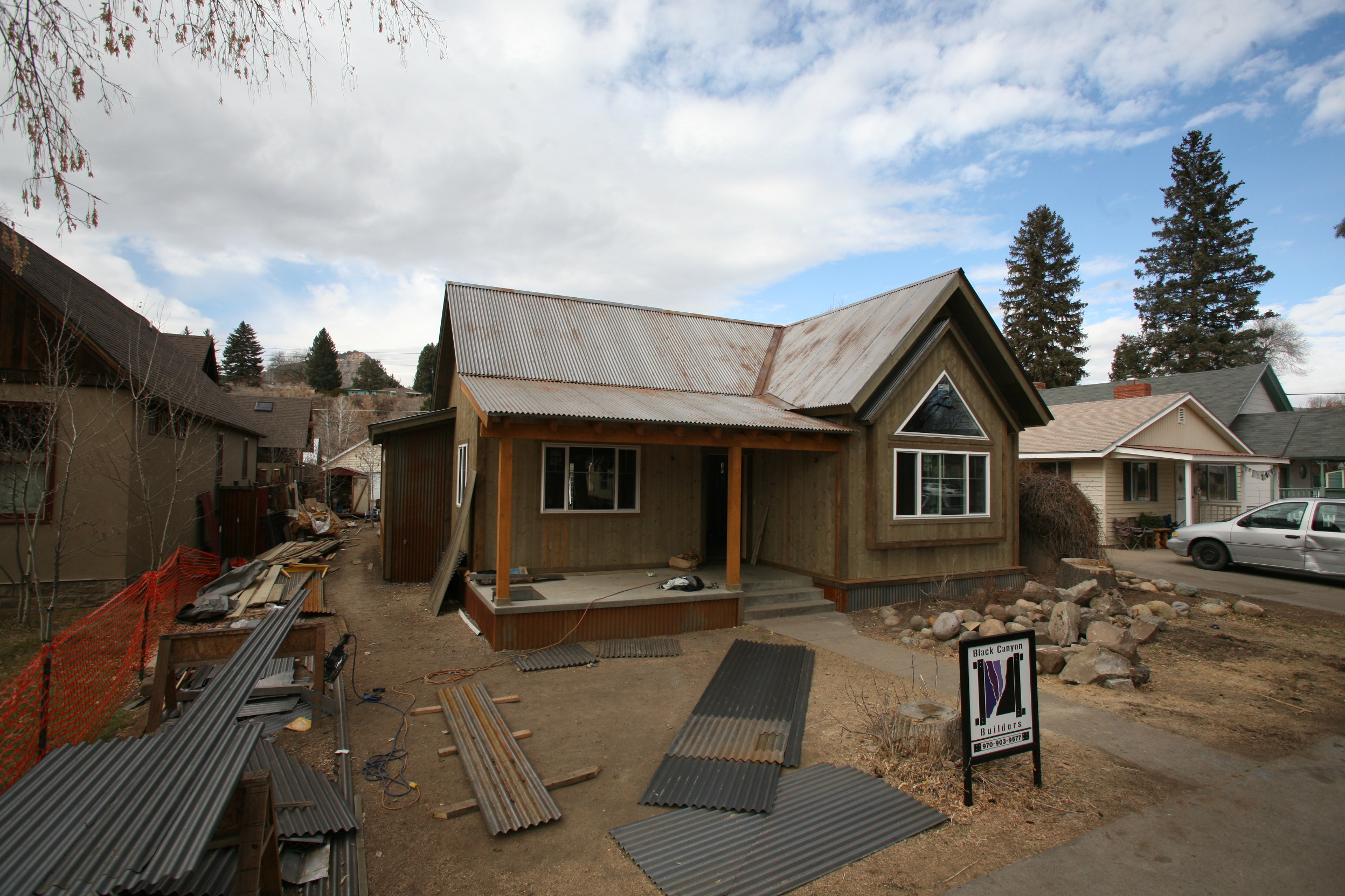Black Canyon Builders, Durango, CO Significant Remodel Historic Home