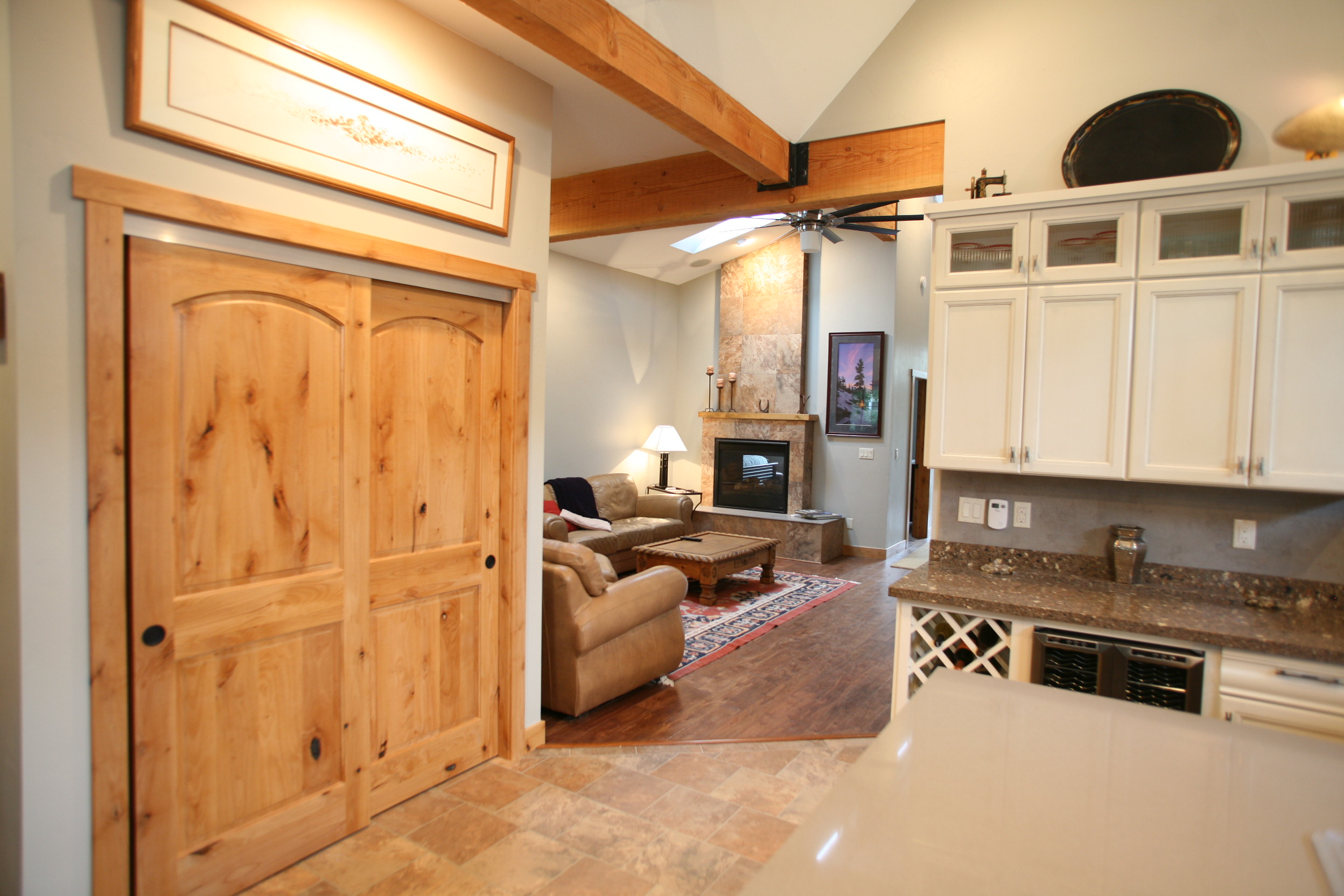 Black Canyon Builders, Durango, CO, Significant Remodel, living space